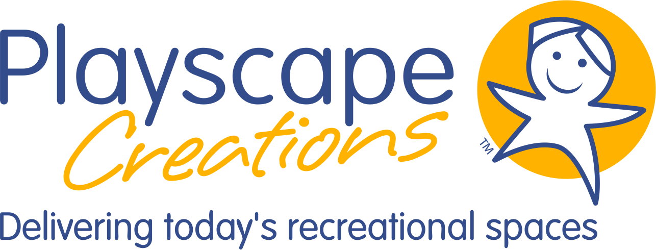 4. PLAYSCAPE CREATIONS Logo